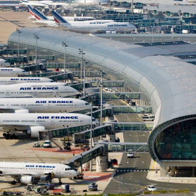 Parijs Charles de Gaulle Airport